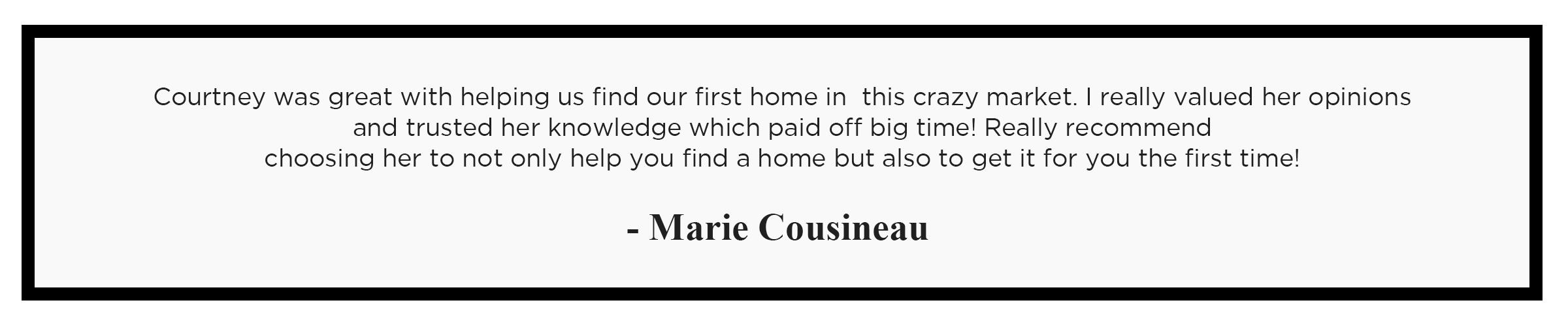07 - marie cousineau