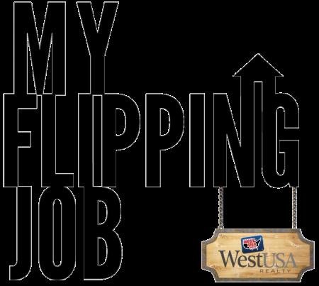 my flipping job logo